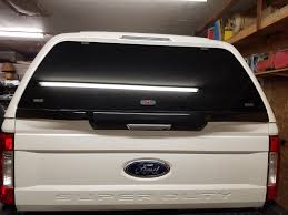 Ford F250 Truck Topper - leer topper installed ford truck enthusiasts forums