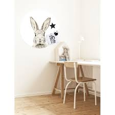 Rabbit Home Decor Magnet Sticker Rabbit Groovy Magnets Our Magnetic Stickers