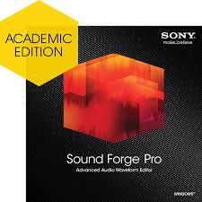 amazon com sony sound forge pro 11 academic version download