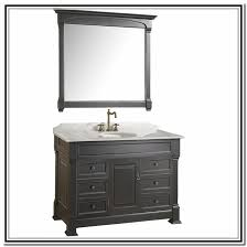 corner bathroom vanity set home design ideas