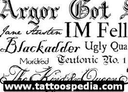 25 unique free tattoo fonts ideas on pinterest script tattoo