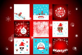 merry christmas background patterns creative market