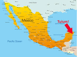 tulum map 26 reasons you re about to add tulum mexico to your list