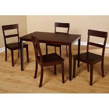 walmart dining room sets beverly 5 dining set finishes walmart