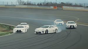 lexus lc commercial dancer this lexus drift vid is hypnotic top gear