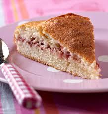 recette de cuisine gateau au yaourt gâteau au yaourt à la confiture de fraises les meilleures