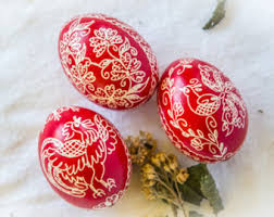 Decorating Easter Eggs Tradition by Ombre Easter Egg Decoration Quilted Ornaments Ornament Egg