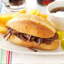 french dip recipe taste of home