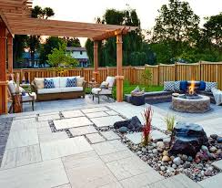 Ideas For Backyard Patio Backyard Patios Ideas Flowers