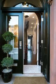 Front Door Pictures Ideas by Best 25 Black Entry Doors Ideas On Pinterest Black Door Runners