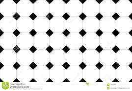 Download Black And White Floor by Black And White Tiled Floor Stock Illustration Image 70500837