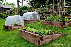 fall raised veg garden why use a raised bed for vegetable