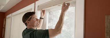 How To Hang Blinds On A Door Window Treatment Installation Tips U0026 Product Manuals