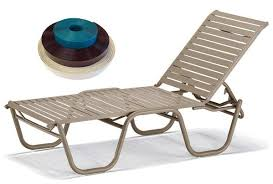 Patio Chair Strapping Vinyl Strapping By The Roll Sunniland Patio Patio Furniture