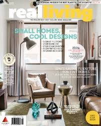 Home Design Magazine In Philippines by Real Living Philippines Magazine June 2017 Scoop