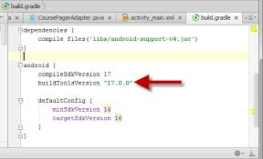android build tools android studio 0 4 5 breaks existing builds here s the fix
