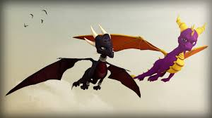 spyro x cynder animation by yunakidraw on deviantart