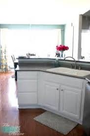 diy painted kitchen cabinets with benjamin moore simply white 23