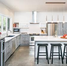 plancher cuisine bois planchers armoires dosserets découvrez les nouvelles tendances