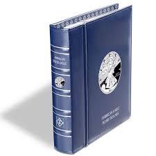 silver photo album vista album for american silver eagles