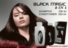 Sho Bmks jual bmks 2in1 black magic shoo conditioner miu shop