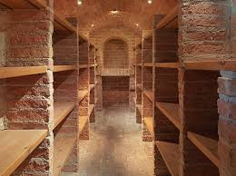 Wine Cellar Shelves - 1328 best wine caves tasting rooms green architecture images