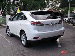 new lexus suv malaysia price 2015 lexus rx270 for sale in malaysia for rm248 000 mymotor
