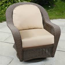 Outdoor Swivel Chair by Outdoor Wicker Chairs Rockers U0026 Chaises Redbarn Furniture