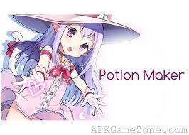 anime maker apk potion maker money mod apk apk zone free