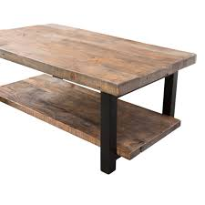 wood and iron coffee table coffee tables thippo