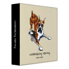 personalized dog photo album pet photo album custom binders zazzle