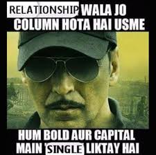 Single People Meme - facebook relationship status of single people jokofy pictures