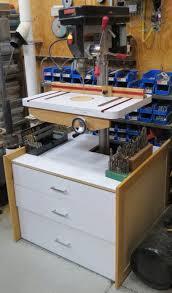drill press table jig u0026 fixtures wood talk online