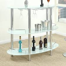 square glass pub table glass bar table beay co