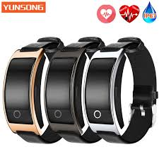 wrist bracelet monitor images Ck11s smart band blood pressure heart rate monitor wrist watch jpg