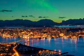 northern lights sun l see the northern lights in tromsø norway