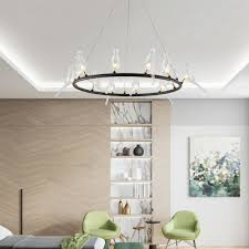 what is the best lighting for home exclusive post modern style best lighting for home led chandelier with birds decoration 19 69 35 43 diameter 1 light 2 light led drop light in