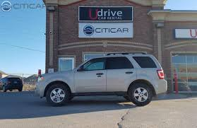 2008 ford escape 4wd pioneer touch screen bluetooth citicar