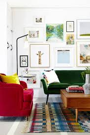 Colorful Area Rugs 27 Daring Red And Green Interior Décor Ideas Digsdigs