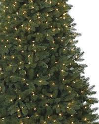 fifth avenue flatback artificial christmas tree balsam hill