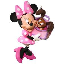 disney minnie mouse s best friend ornament keepsake
