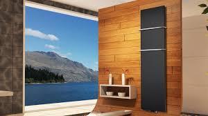 heizung design badheizkörper design mirror steel 3 schwarz 1118 watt 2