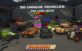 crash drive 2 3d racing cars android apps on google play