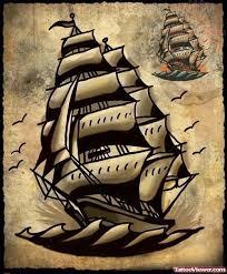 ship tattoo tattoo viewer com
