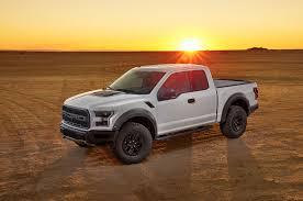 Ford Raptor Truck Colors - official 2017 ford f 150 raptor gets 450 hp 510 lb ft