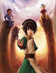 earth power avatar airbender legend korra