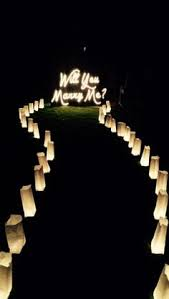 will you marry me signs in lights wedding proposals wedding flair