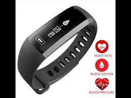 blood pressure bracelet iphone images Curren r5pro smart band heartrate blood pressure oxygen oximeter jpg