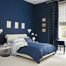 The  Best Dark Blue Bedrooms Ideas On Pinterest Navy Bedroom - Bedroom paint ideas blue