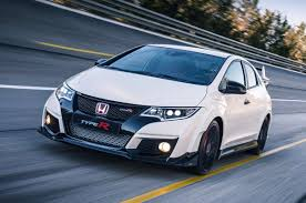 2015 honda civic type r officially unveiled 228kw fwd manual